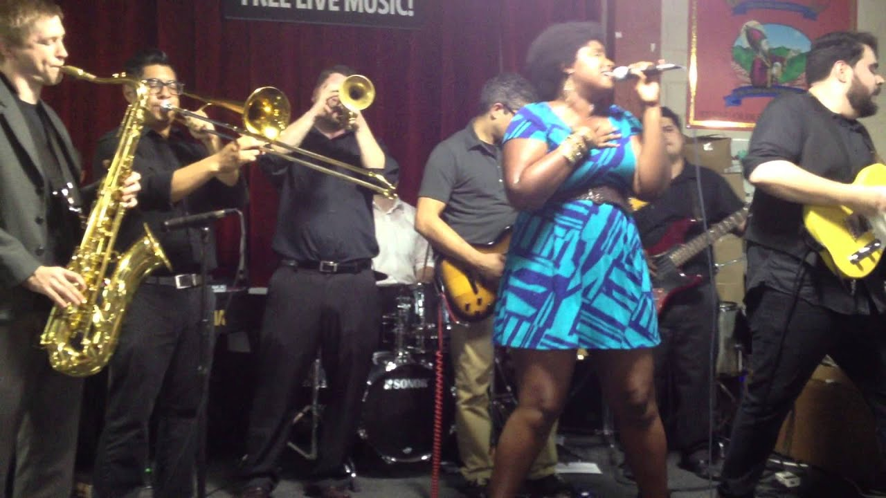 The Suffers Make Some Room