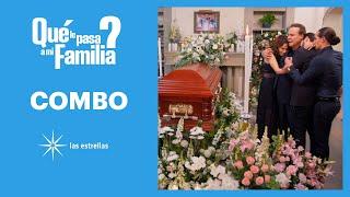 ¿Qué le pasa a mi familia?: ¡Los Rueda despiden a la mamá gallina! | Gran Final | Las Estrellas
