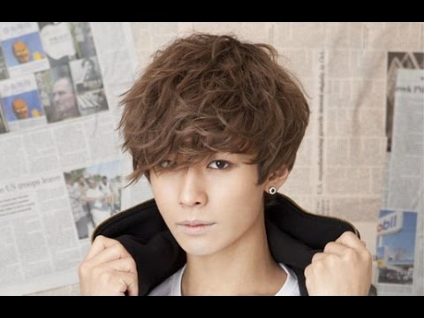 Cute Korean Hairstyles For School Boys