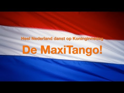 De MaxiTango - official videoclip (HD) in het Magna Plaza Amsterdam
