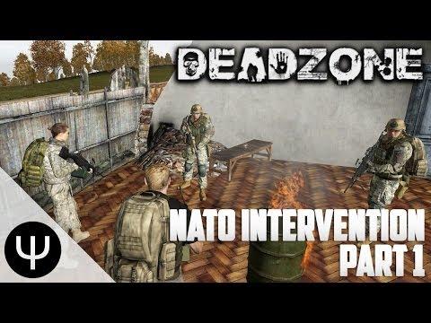 ARMA 2: DayZ DeadZone Mod — NATO Intervention — Part 1 — Arms Dealer!