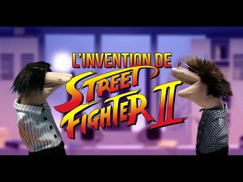 L'histoire racontée par des chaussettes - STREET FIGHTER 2