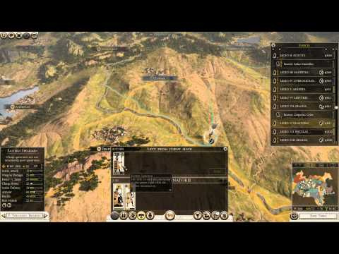 Total War: Rome 2 Emperor Edition - Turn 21 |