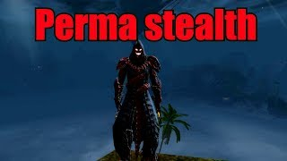 How to: Permanent stealth Thief - Guild Wars 2