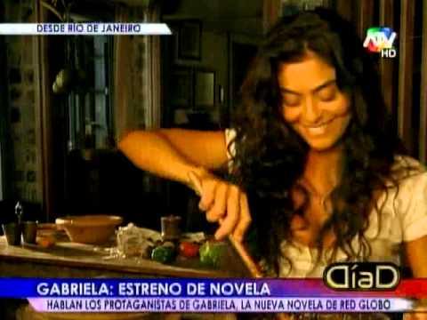 Бразильский сериал габриэла