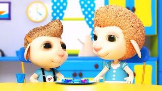 🌻 Долли и друзья – Все серии подряд – Сборник 1 | Смешной мультик для малышей