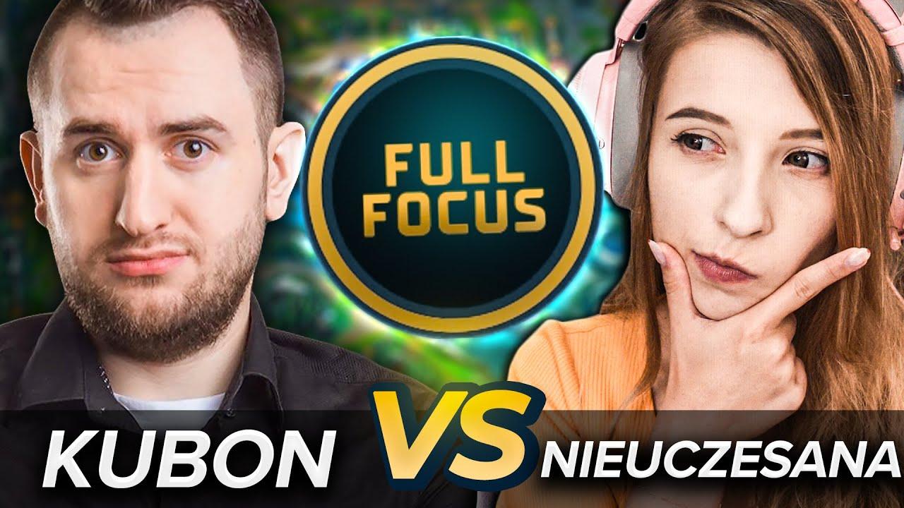 Kubon vs Nieuczesana - kto wie więcej o League of Legends?