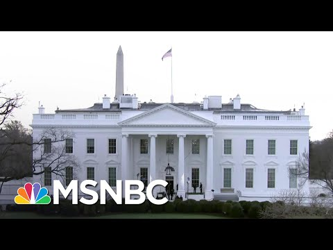 After Transition Of Power, The Biden Administration Settles Into White House Offices | MSNBC