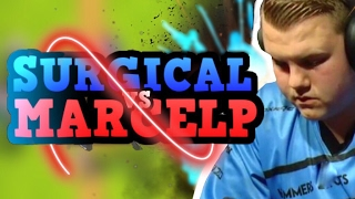 PRO VS PRO :: Marcelp vs Surgical Goblin :: Clash Royale
