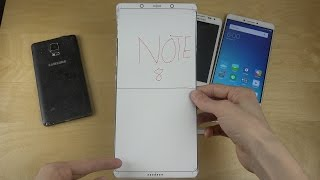 NEW Samsung Galaxy Note 8 Design LEAK Review!