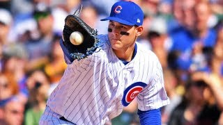 Anthony Rizzo Ultimate 2017 Highlights