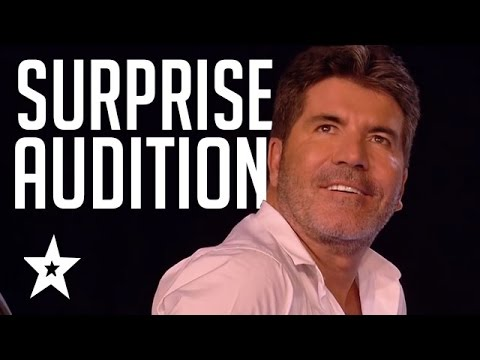 Surprise Audition Leaves The Judges Stunned On Britain's Got Talent