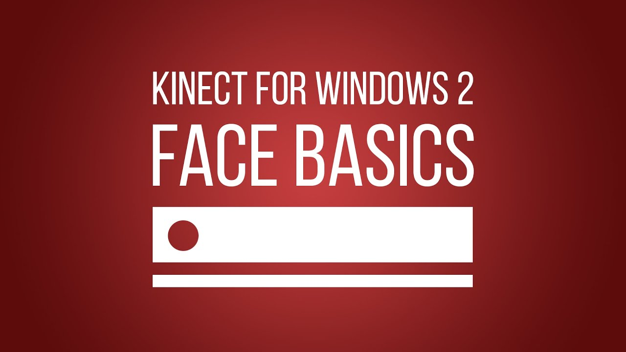 How to use Kinect v2 Face Basics | Vangos Pterneas