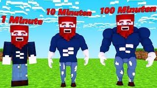 WIR WERDEN UNENDLICH STARK! Minecraft Speedrun