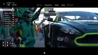 GT SPORT | First FIA Manufacturer Race | Major PitStop Fail | V12 Vantage GT3