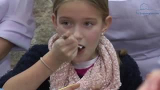 Os rapaces precisan comer sano