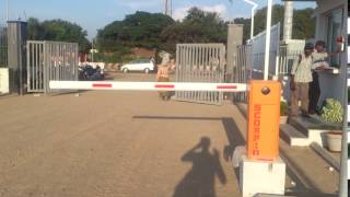 Boom Barrier SM3M1SH