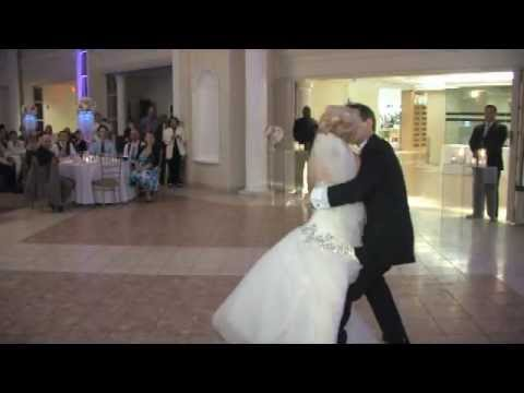 Kim and Nathan's First Dance - Choreographed to HSM 3
