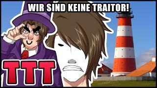 Die 2 Inno-Traitor! | Trouble in Terrorist Town! - TTT | Zombey