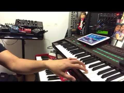 Nord Piano Library DX7 Sample VS Real Yamaha DX7