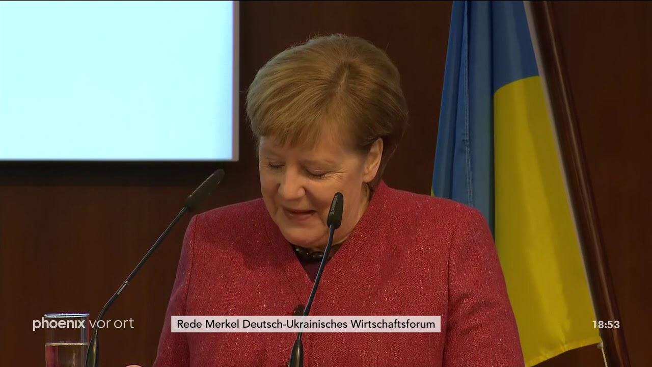 Rede Von Merkel Heute