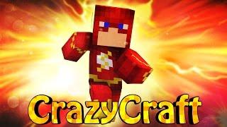 minecraft   crazy craft 2 0 orespawn modded survival ep 161 super speeds