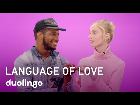 Couples Talk Language and Love