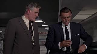 GOLDFINGER | Q introduces Bond to his DB5