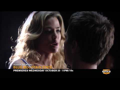 SPIKE  Blue Mountain State  Denise Richards Story