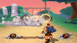 Hercules The Action Game Walkthrough : Level 2 - Hero