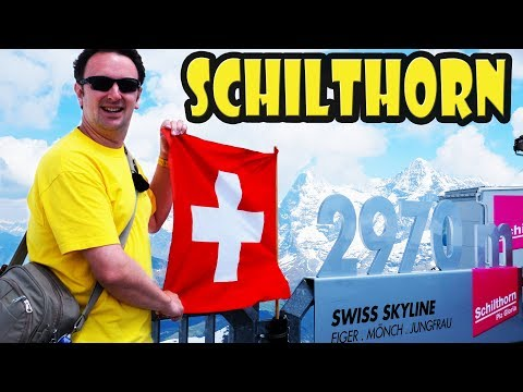 Schilthorn Switzerland Travel Guide