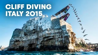 Epic Cliff Diving Off the Italian Coast - Red Bull Cliff Diving World Series 2015