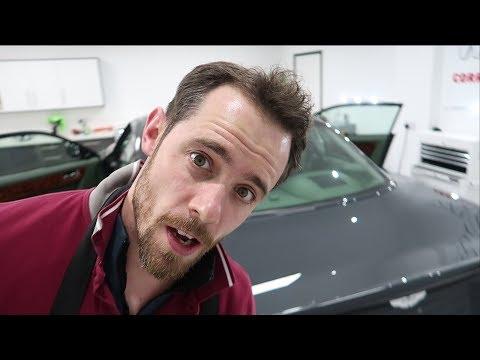 Super Glossy V550 Aston Martin - VLOG 045