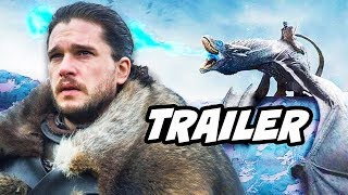 Game Of Thrones Season 8 TOP 10 Ending Scenes and Prequel Promo Explained