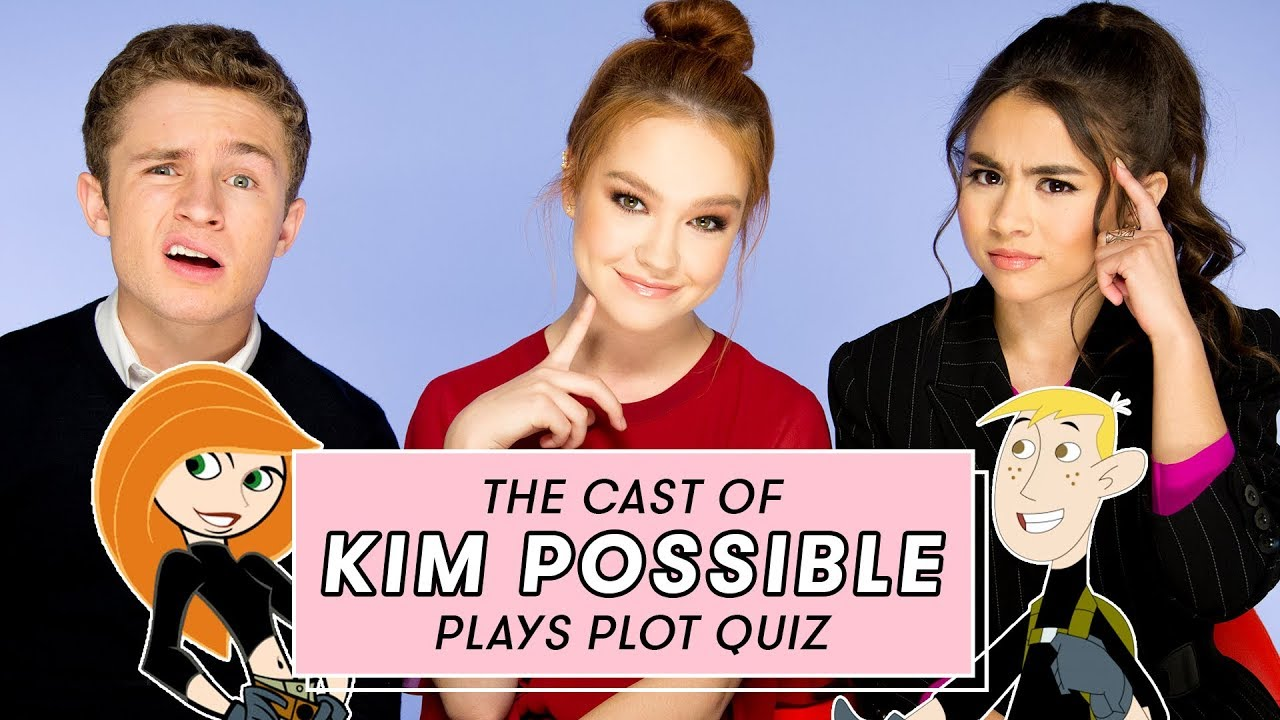 The Kim Possible Cast Gets Quizzed On The Original Disney Channel