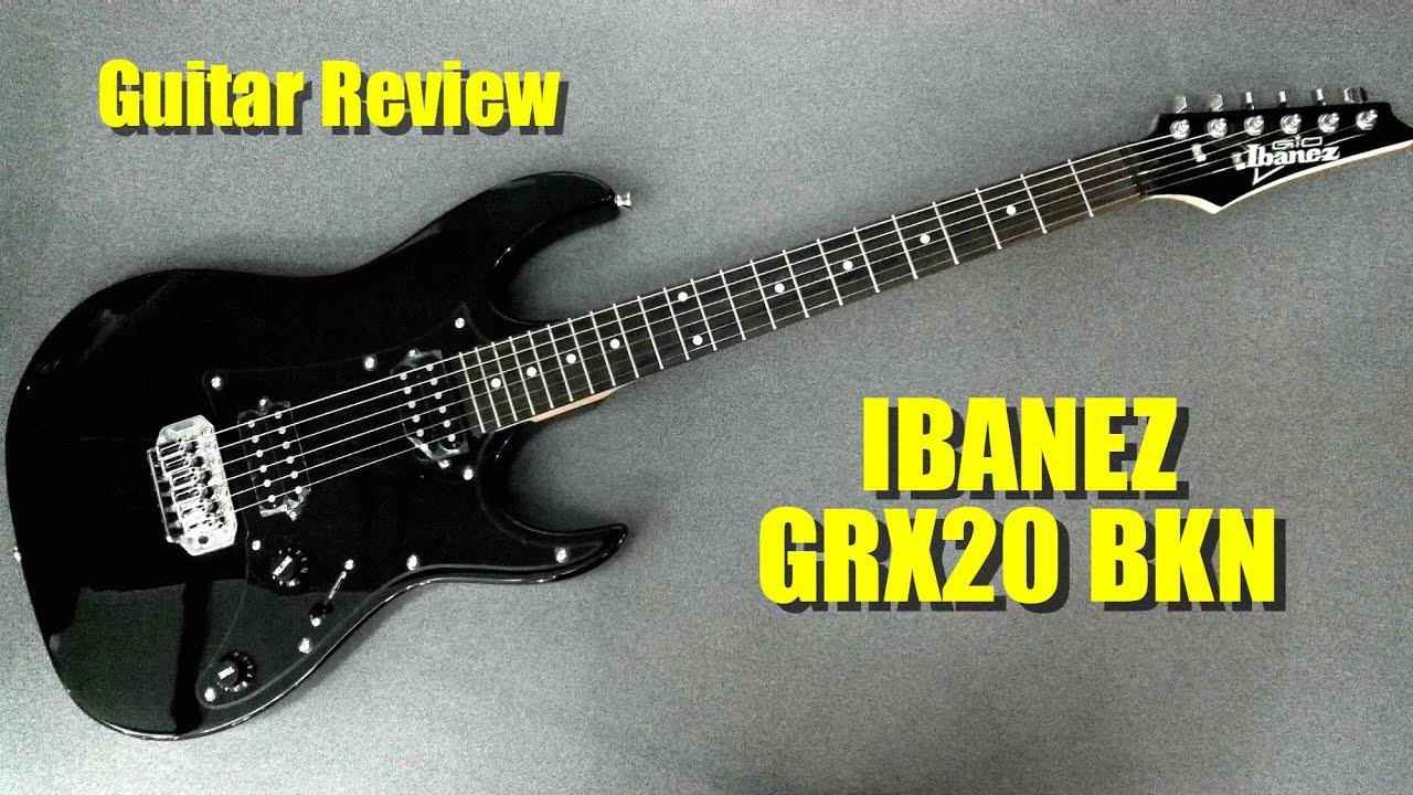 Ibanez Grx20 Bkn