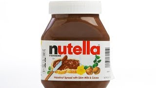 Nutella Secretly Changed Its Recipe & Fans Are OUTRAGED
