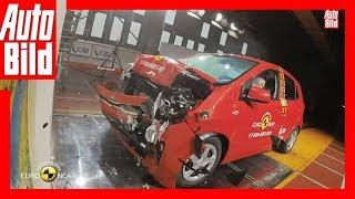 Crashtest Kia Picanto (2017)