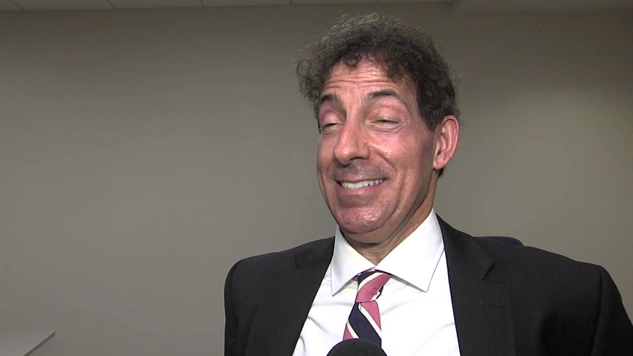 Jamie Raskin Says Campaign Life is Exciting - YouTube