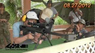 バレット M95 を うぽってみた うぽって!! 検索動画 45
