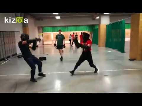 Sport de combat a l'épée