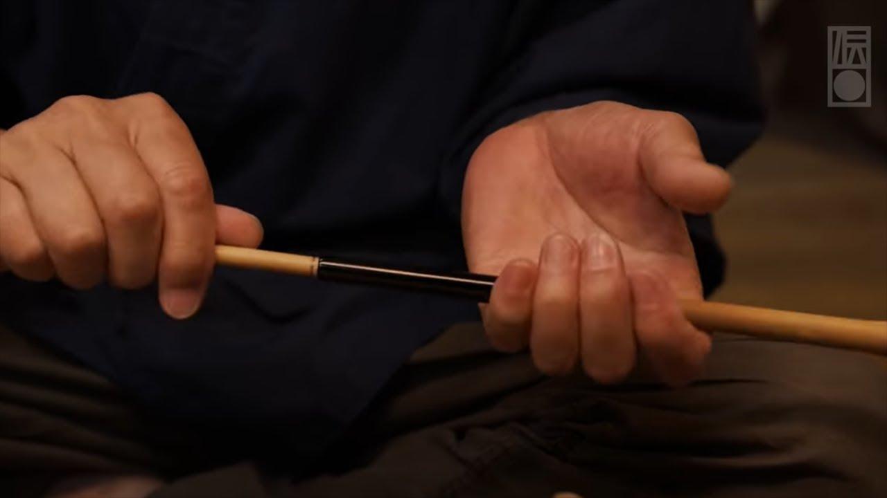 手技TEWAZA「江戸和竿」Edo Fishing Poles/伝統工芸 青山スクエア Japan traditional crafts Aoyama Square