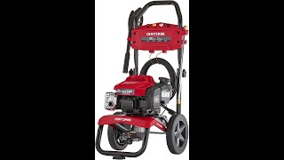AMAZON PRODUCT OF THE DAY CRAFTSMAN POWER WASHER