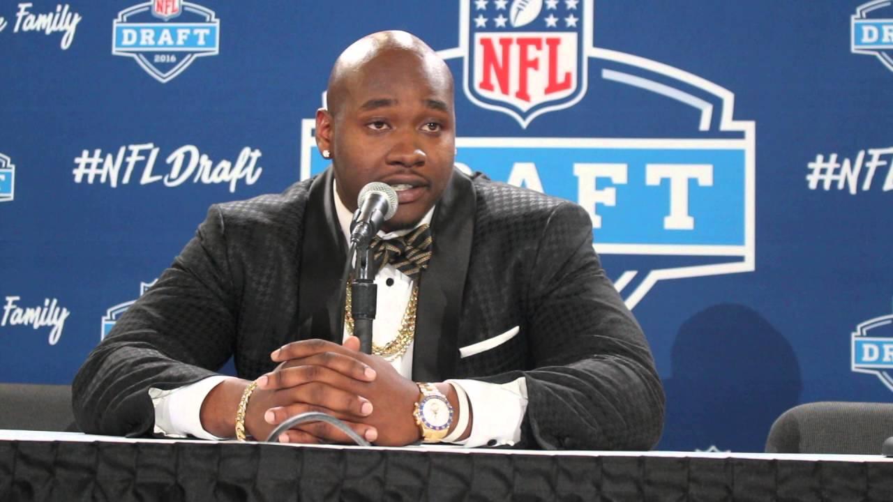 Laremy Tunsil Full Interview 2016 NFL Draft