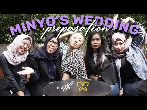MINYO'S WEDDING PREPARATION