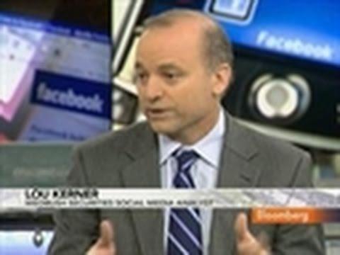 Kerner Says Biggest Threat to Facebook Is Regulation