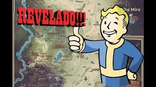 El Mapa de Fallout 76 Revelado!!! / Fallout 76