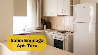 Salim Eminağa Apartmanı Turu | Girne Kıbrıs
