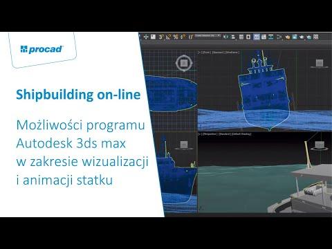 SHIPBUILDING ON LINE - Autodesk 3ds max