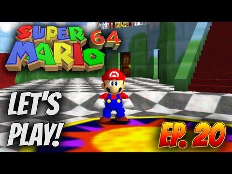 CLOUD HOPPER! | Super Mario 64 (20)